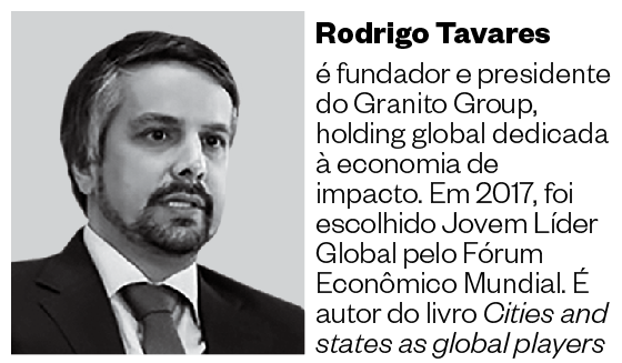 Rodrigo Tavares (Foto: Época)
