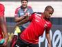 Serginho prevê mais chances na Série C, e quer Bota-SP decisivo em casa