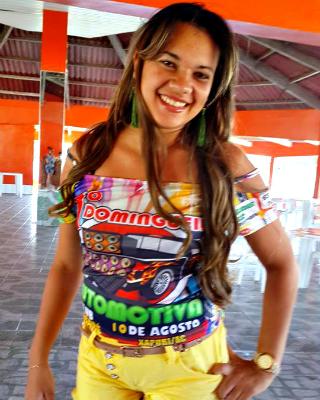 Stéfane Souza Cruz, de 27 anos (Foto: Reprodução / Facebook)