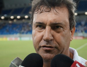 Zé Teodoro - técnico do ABC (Foto: Augusto Gomes/GloboEsporte.com)