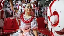 Grasifs surpreende e é a campeã do carnaval (André Miranda/O Jornal)