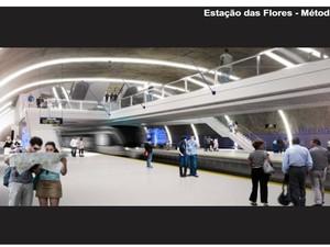Metrô de Curitiba (Foto: Reprodução)