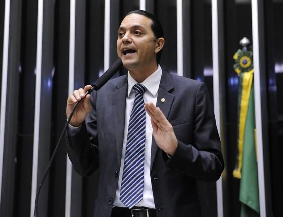 O deputado Weliton Prado (Foto: Alex Ferreira / Câmara dos Deputados)