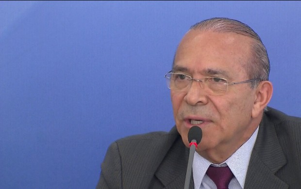 Eliseu Padilha tira licença (GloboNews)