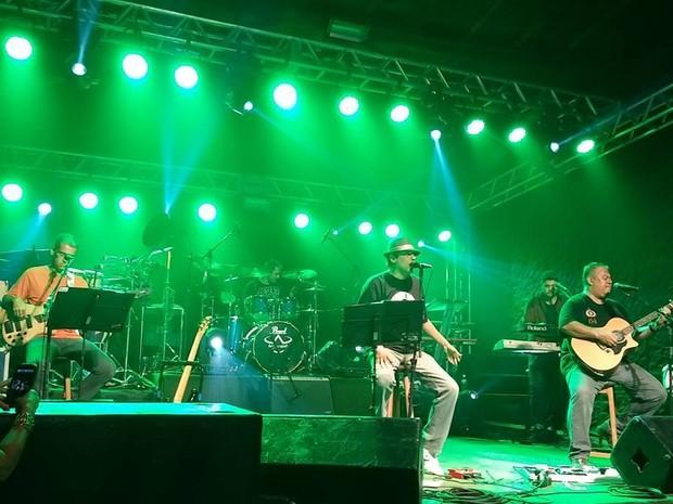 Show da Banda Quatro Ponto Zero será no Sesc Campos, com entrada gratuita (Foto: Divulgação)