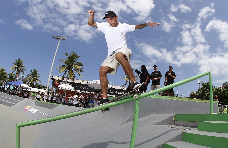 Evento tem etapas nas modalidades Park e Street e soma pontos para o Oi STU Open (Foto: Divulgao)