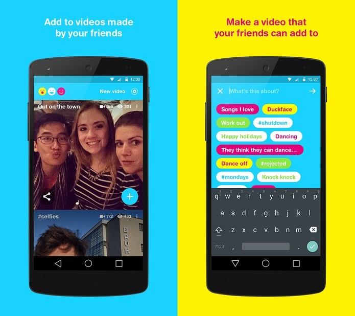 Riff é o novo app de vídeos do Facebook (Foto: Divulgação)
