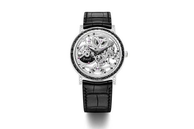5462587940b Piaget apresenta relógio exclusivo em ouro e pedras preciosas - GQ ...