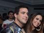 André Marques, Reynaldo Gianecchini e ex-BBBs curtem festa no Rio