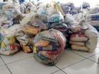 Campanha arrecada alimentos para vítimas da seca no Vale do Piancó