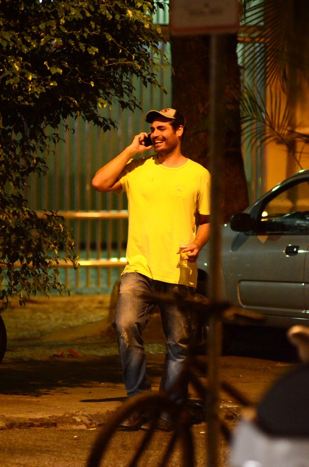 Thiago Lacerda (Foto: AgNews)