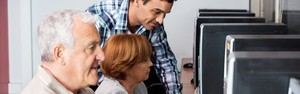 Sempre é hora de aprender: 10 cursos para quem tem mais de 60 (Shutterstock)