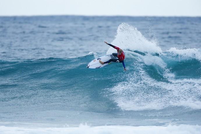 Mick Fanning terceira fase Bells Beach surfe (Foto: Divulgação/WSL)