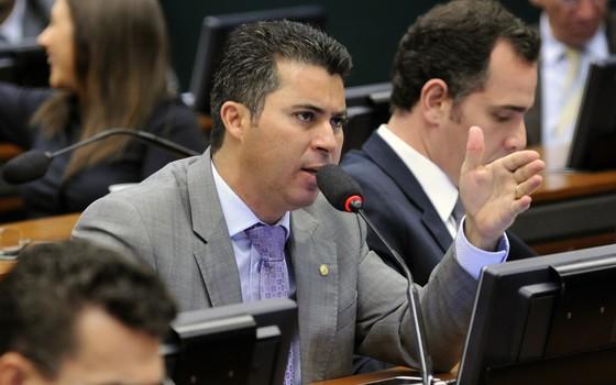 Conselho de Ética: Deputado Marcos Rogério (PDT-RO) é o novo relator do parecer contra Eduardo Cunha (Foto: Lucio Bernardo Jr. / Câmara dos Deputados)