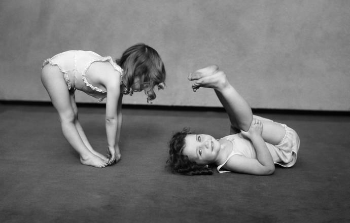 EuAtleta - exercícios bebês coluna deborah (Foto: Getty Images)