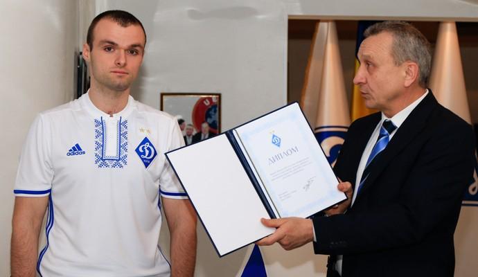 """O jogador profissional de FIFA, Vitaliy """"Labortryas"""" Mukha, será o primeiro representante do Dínamo de Kiev (Foto: Divulgação)"""