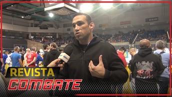 Werdum diz que enfrentará Overeem ou Velásquez na próxima luta