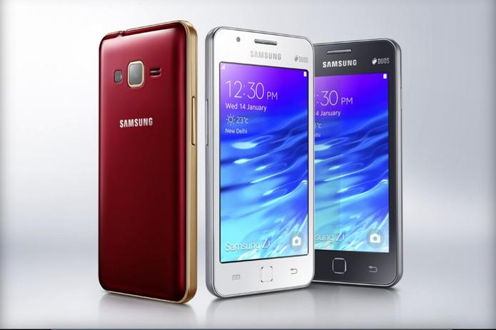 Samsung Z1, a ambiciosa proposta do Tizen OS