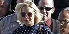 Lindsay bebe 2 litros de vodca por dia, diz site (AP)