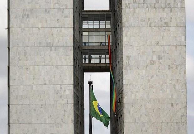 Congresso Nacional em Brasília (Foto: Ueslei Marcelino/Reuters)