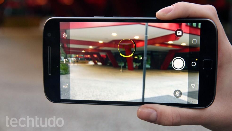 Veja como pesquisar por locais usando o Google Now no Android (Foto: Ana Marques/TechTudo)