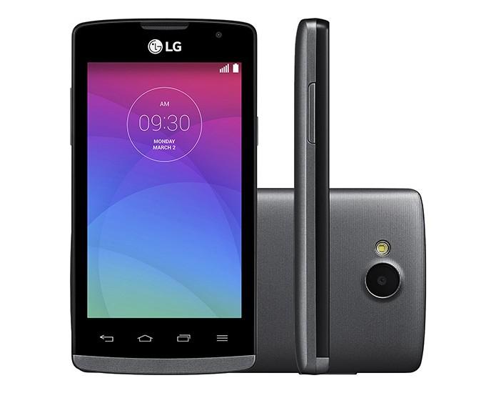 LG Joy é uma opção mais simples para quem não precisa de potência e não quer gastar muito (Foto: Divulgação/LG)