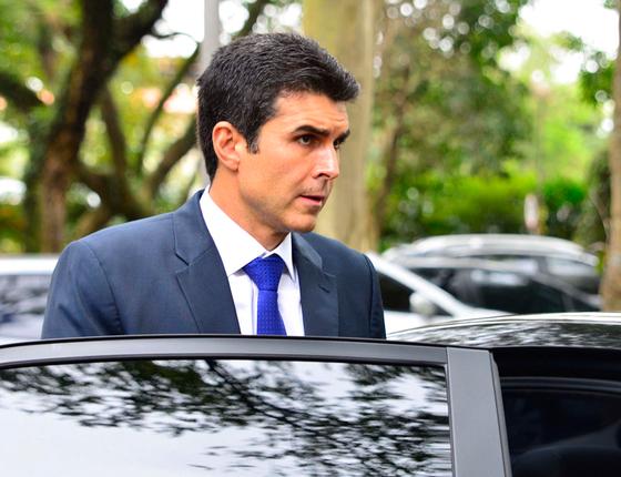 O ministro Helder Barbalho (Foto: Rodrigo Pivas/Futura Press)