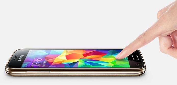 Galaxy S5 Mini (Foto: Divulgação/Samsung)