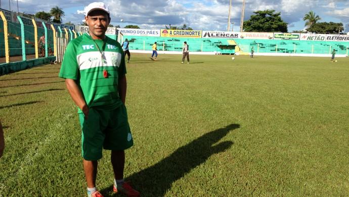 Neto Costa - Tocantins (Foto: Vilma Nascimento/GloboEsporte.com)