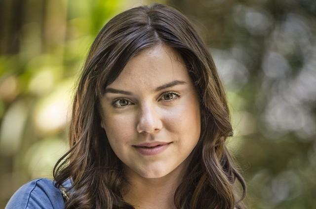 """Alice Wegmann como Marina de """"A lei do amor"""" (Foto: Globo / Mauricio Fidalgo)"""