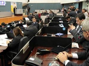PL foi aprovada por vereadores na Câmara Municipal de Manaus  (Foto: Robervaldo Rocha/CMM )