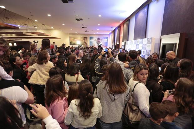 Lançamento de Carrossel (Foto: Rafael Cusato/ Brazil News)