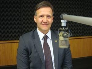 Aluísio Mendes, secretário de Segurança Pública do Maranhão (Foto: Zeca Soares/G1)