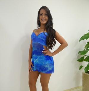 Bailarinas novas (Foto: Domingão do Faustão / TV Globo)