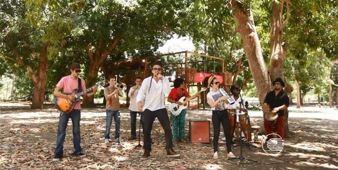 Cochá quer fazer movimento reggae mais forte no Piauí (Foto: Reprodução/Rede Clube)
