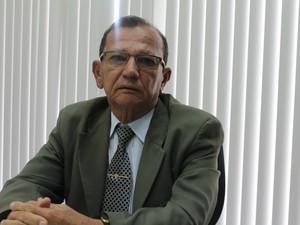 José Batista da Gama (Foto: Taisa Alencar / G1)