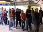 TRE substitui 411 urnas eletrônicas no RS durante o domingo de votação