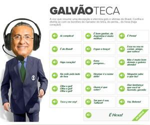 Galvão teca (Foto: Divulgação)