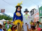 Dia do Frevo é comemorado com enorme festa em Olinda, PE