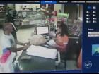 Guarda municipal reage a assalto em padaria e espanca ladrão; veja vídeo