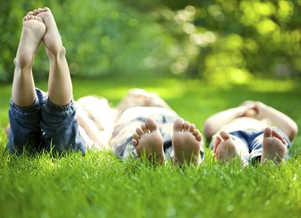 criancas_natureza (Foto: ThinkStock)