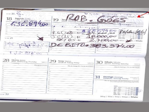 Lista descreve repasse em mais de R$ 338 mil para ex-prefeito  (Foto: Divulgação/MP-AP)