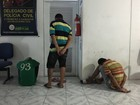 Bandidos invadem clínica e fazem clientes reféns no Centro de Maceió