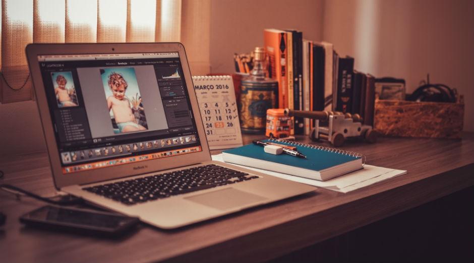 Trabalhar em casa é uma opção que exige planejamento e cuidados.  (Foto: Divulgação)