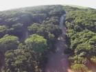 Cheia no rio Turvo alaga áreas rurais e ranchos na região de Rio Preto