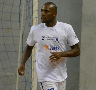 Nenê fixo Corinthians Futsal Solidário (Foto: Cairo Oliveira)