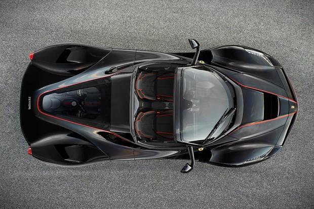 LaFerrari Aperta (Foto: Ferrari)