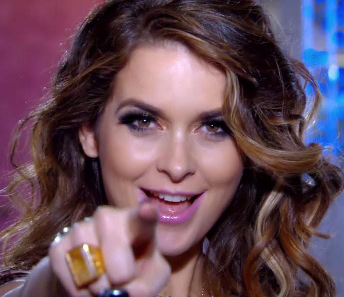 Chayene vem aí! (Foto: TV Globo)