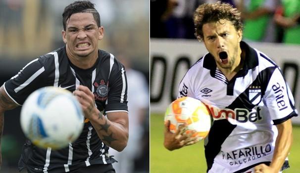 Corinthians e Danubio se enfrentam nesta quarta-feira (Foto: Divulgação/TV Sergipe)