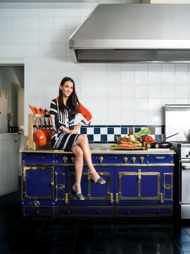 7 experts da gastronomia mostram suas cozinhas (Foto: Christian Maldonado)
